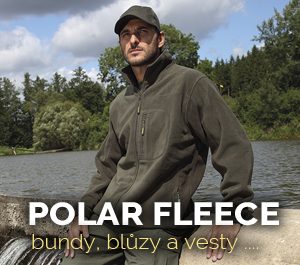 POLAR FLEECE - bundy blůzy, vesty, ...