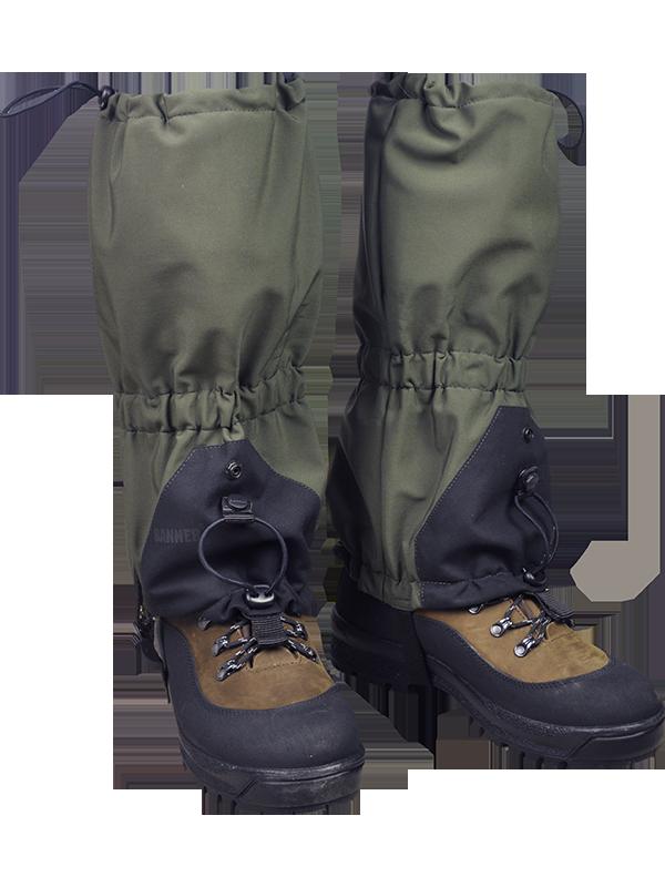 návleky na boty ROVAN zelené  07bf7f2060