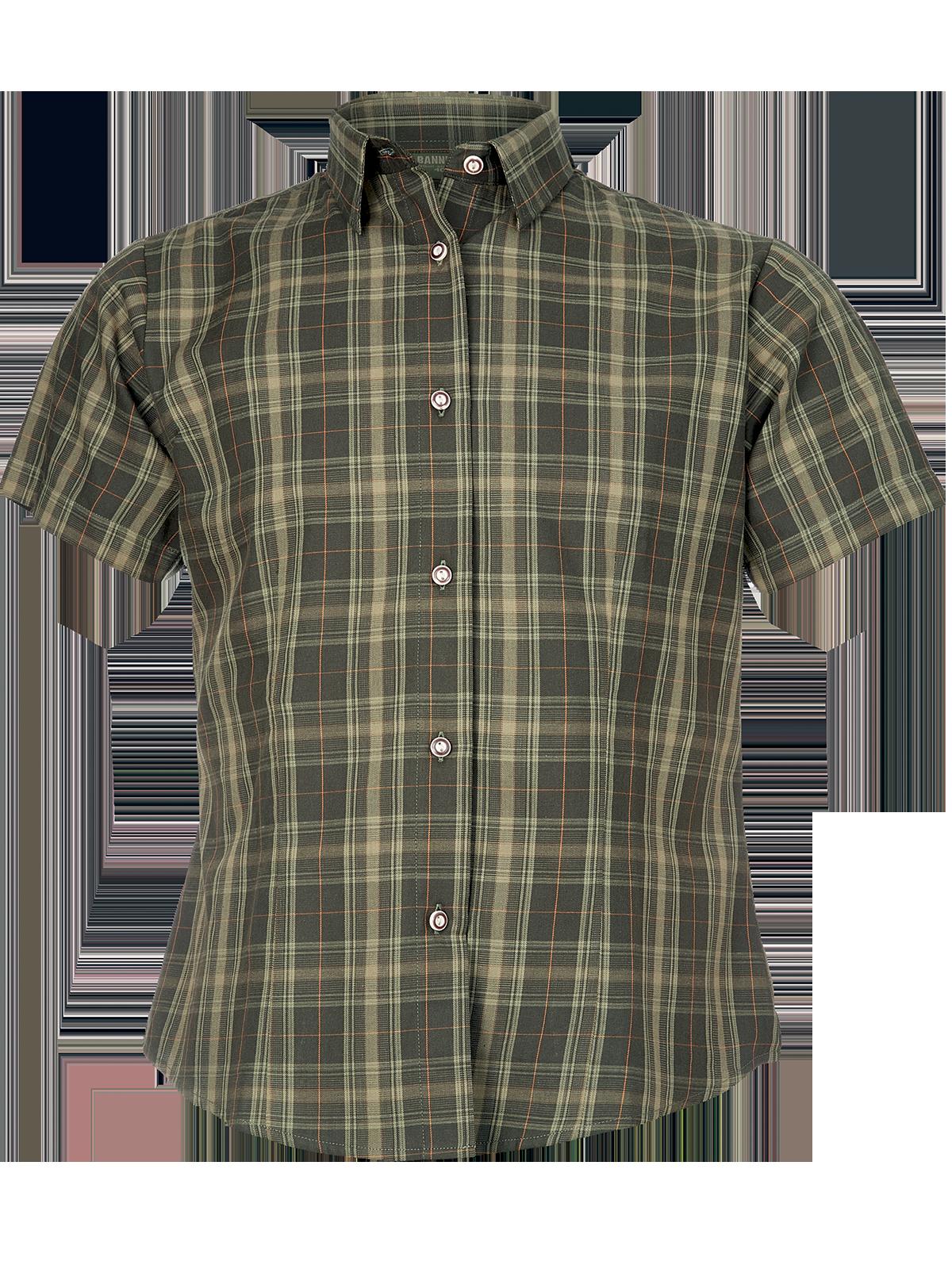 košile DOPONA dámská s krátkým rukávem  6e24b5e6f6